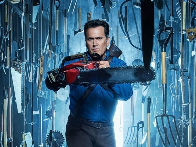 Parenting Advice From Ash vs. Evil Dead's Blissfully Crude Hero Is Just as Funny as You'd Expect