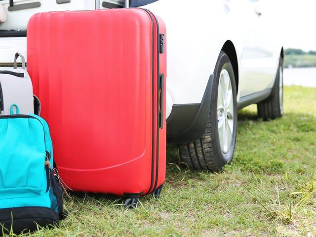Hold børnene travlt på din næste road trip med 'rygsæk tid'