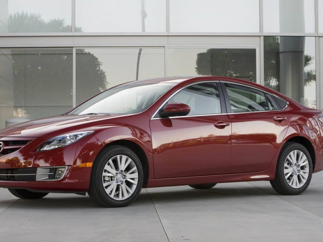 Mazda 6s May Face Recall Over Corrosion-Related Steering Failures