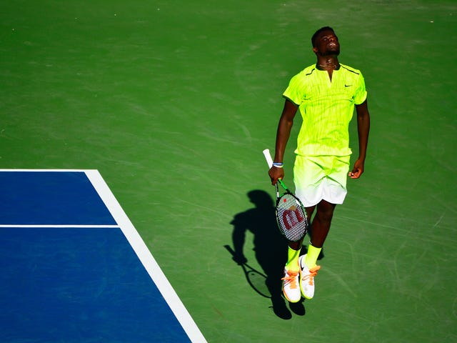 Frances Tiafoe, America's Best Young Prospect, Is Getting Closer To Stardom