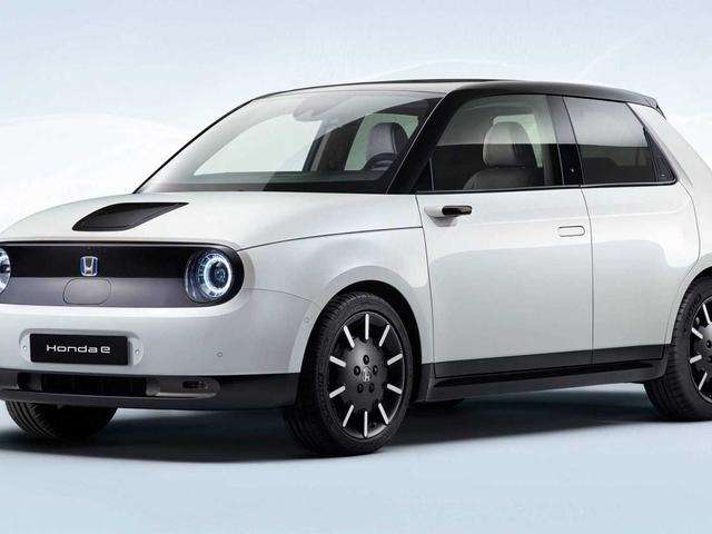 La version de production de la Honda E est aussi belle que le prototype