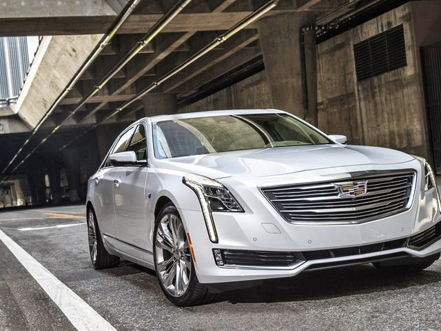 I Have Officially Been Told That My Theory About the Cadillac CT6-V Is Incorrect; How Is This Possible