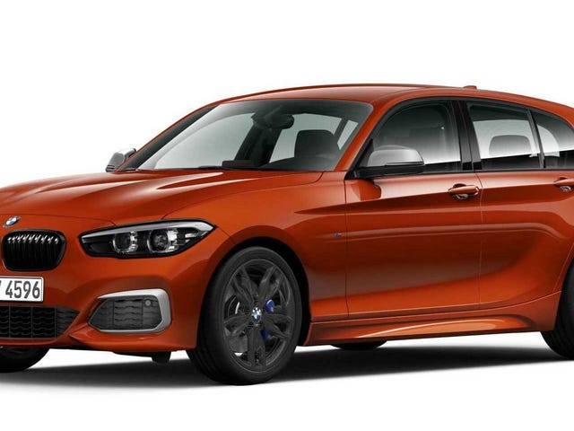 This Is the Last RWD BMW 1 Series