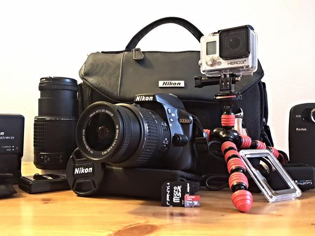 The Curious Photographer's Bag