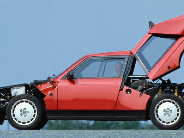 Lancia Delta S4 Stradale, 신사 숙녀 여러분