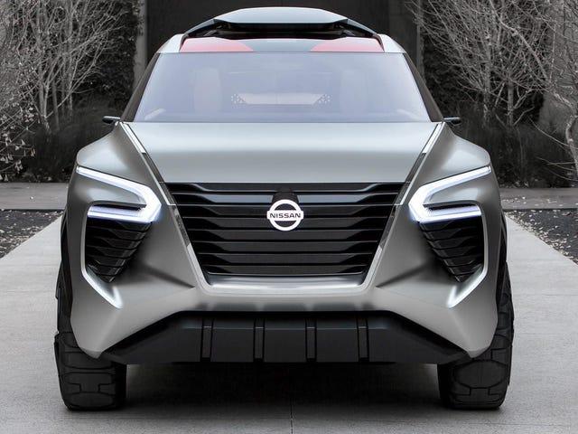 Nissan khẳng định rằng Rogue thế hệ thứ ba chắc chắn, hoàn toàn sẽ mang nó đến ngân hàng, đến đây đúng giờ