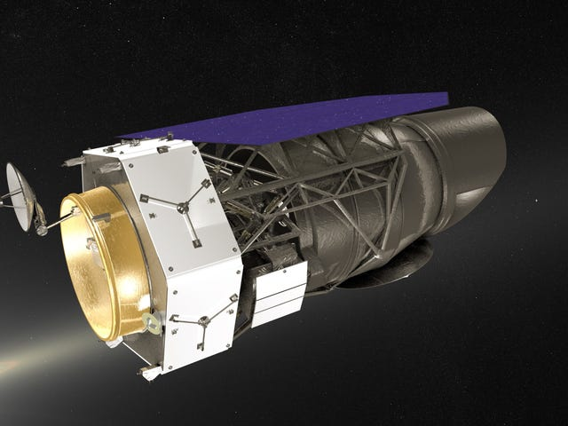 Trump's Budget Would Scrap Top-Priority Telescope