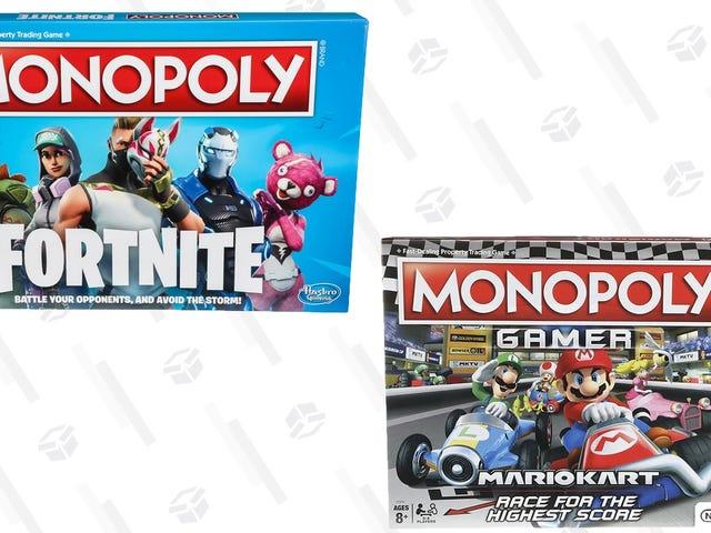 Apaga la consola y juega al Monopoly con estos descuentos
