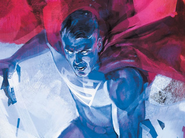 Superman joins Event Leviathan's gang of detectives in this exclusive