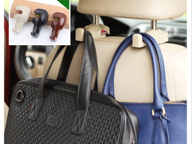 Let All Housed Insidethe Car In Orderwith This Hook