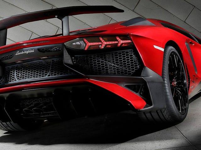Lamborghini räumt ein, dass seine Besitzer keinen Aventador mit Hinterradantrieb handhaben konnten