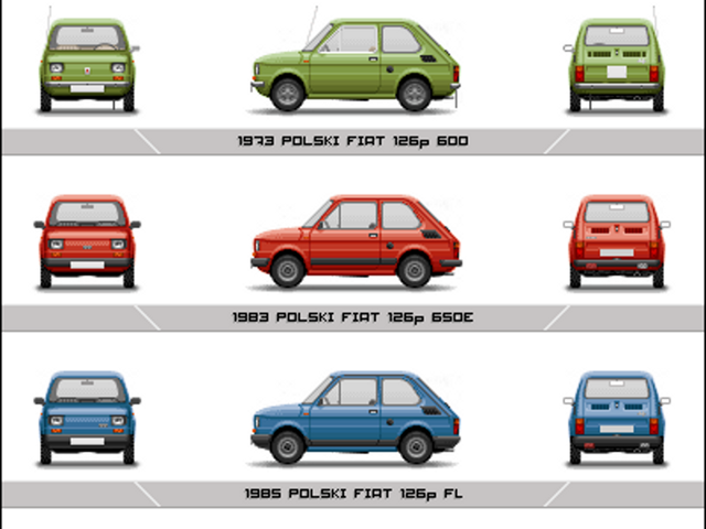 Borsuq is asleep, I must take up the FIAT 126p flag!