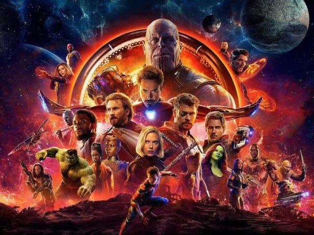 Filtraciones revelan nuevos trajes para Thor, Captain America, Rocket Raccoon y Iron Man en Avengers 4