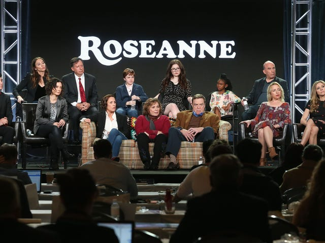 Roseanne Spinoff Coming to ABC, Without Roseanne Barr, of Course