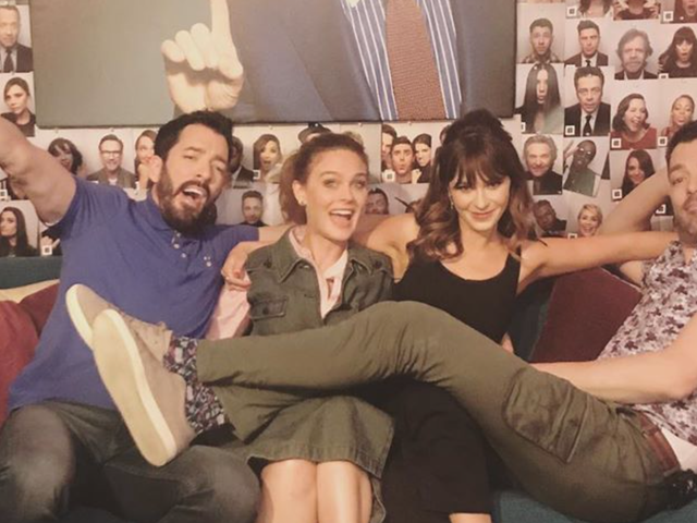 Jonathan Scott Thinks Zooey Deschanel is a 'Great Human,' Will Probably 'Keep' Her