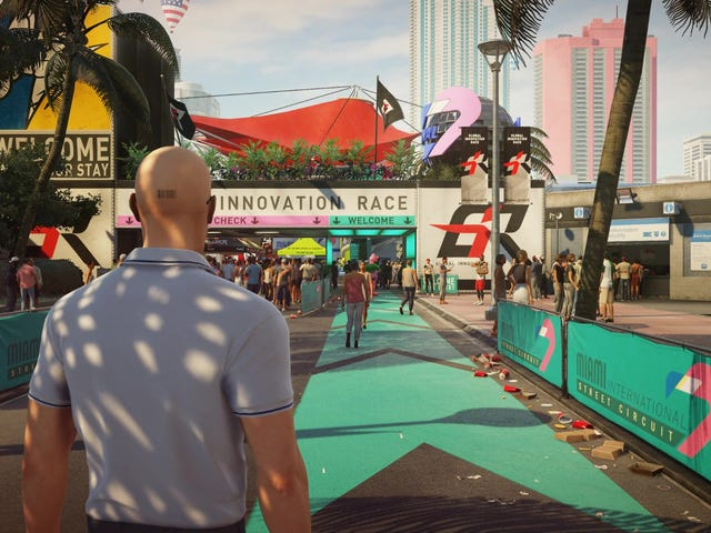 Hitman 2016 Taught Me A Better Way To Play Hitman 2
