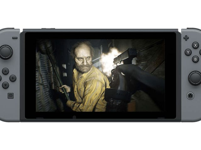 Resident Evil 7 Is Coming To Nintendo Switch As A Streaming Game