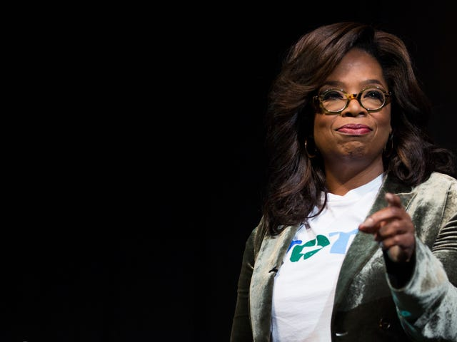 Living in Her Truth: Oprah Admits What She Was Really Thinking While Tasting that Tasteless Chicken