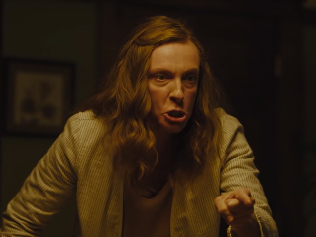 """Move over, """"Imagine"""": We're all doing Toni Collette's big freakout from Hereditary now"""