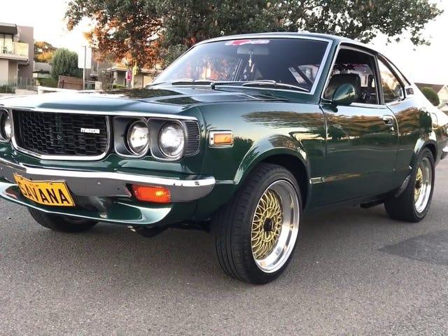 Når jeg er meget rig og har en ordentlig Mazda-samling ...
