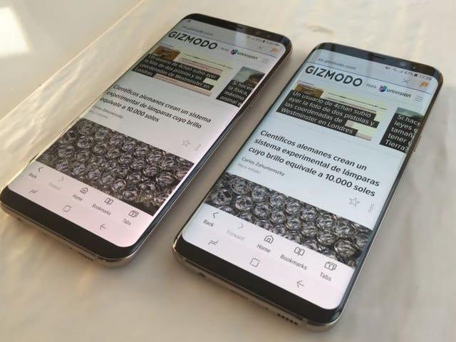 Samsung Galaxy S8 og Note 8 modtager ikke Android 10-opdateringen (og de er 2017-modeller)