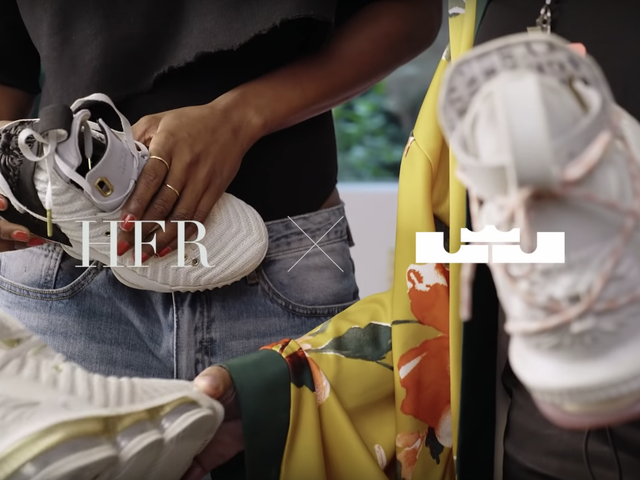 Got Em? Harlem's Fashion Row Scores a Hit as HFR x LeBron 16 Sells Out Within 5 Minutes!