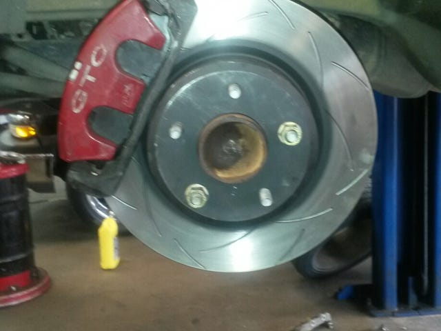 Brakes are finally done - A GTO update