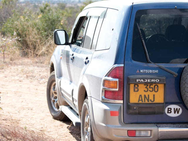 News and Notes from Southern Africa Vol. V: Pondering the Pajero, Part 2