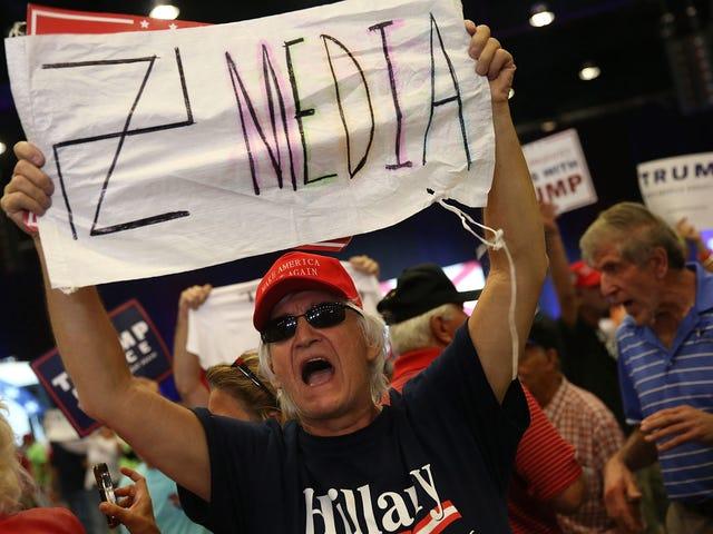 Le rivendicazioni 'Elezione Rigged' di Trump avrebbero ucciso il GOP se non fosse già morto mezzo