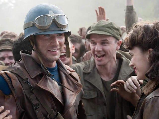 Μια από τις καλύτερες σκηνές ταινιών του Marvel ήταν εμπνευσμένη από αυτό το κλασικό κινηματογραφικό φιλμ του Β 'Παγκοσμίου Πολέμου