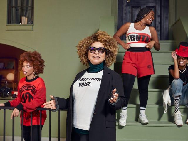 La vérité de Ruth: dans le cadre de sa collaboration avec H&M Drops dans les magasins, Ruth E. Carter nous fait part de ses connaissances