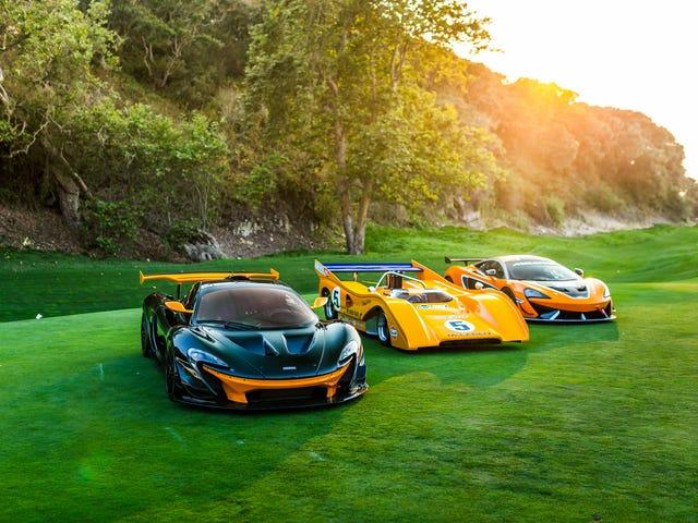 Τα καλύτερα αυτοκίνητα στον κόσμο - Εβδομάδα Monterey Car 2016 Photo Gallery