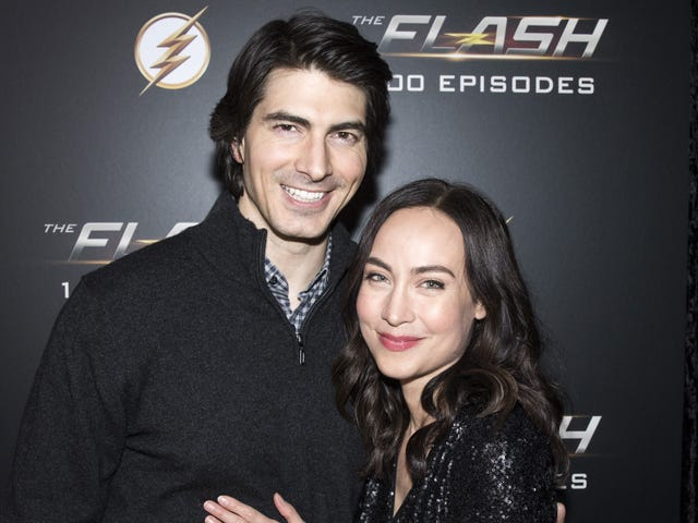 Gideon, set a course for sadness: Brandon Routh and Courtney Ford are leaving Legends Of Tomorrow