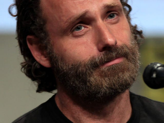 Andrew Lincoln on TheWalking Dead Finale - 'Sorry You Just Don't Get It'