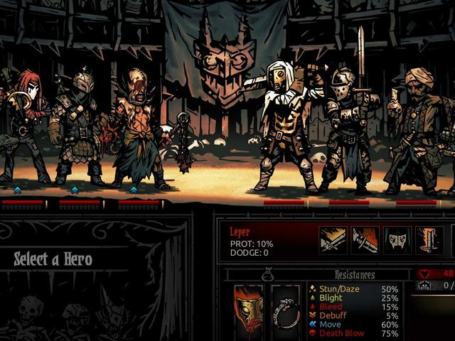 Darkest Dungeon Is Getting Multiplayer