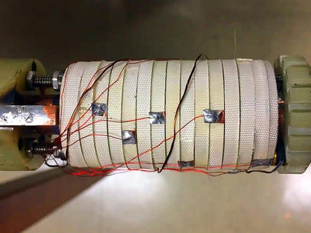 佛罗里达州的科学家们制造了世界上最强大的磁铁