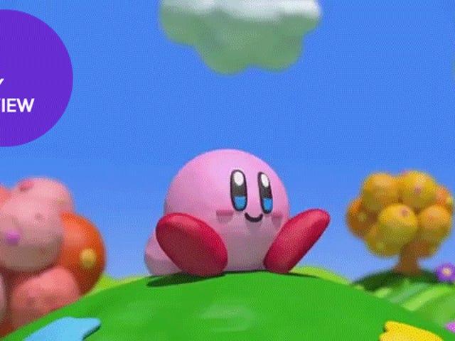 <i>Kirby and The Rainbow Curse</i> : la revue TAY