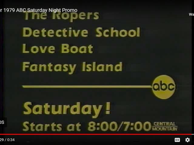 Detective School