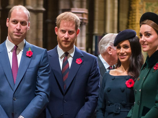 Royals Don't Bully People, According to Some Royals