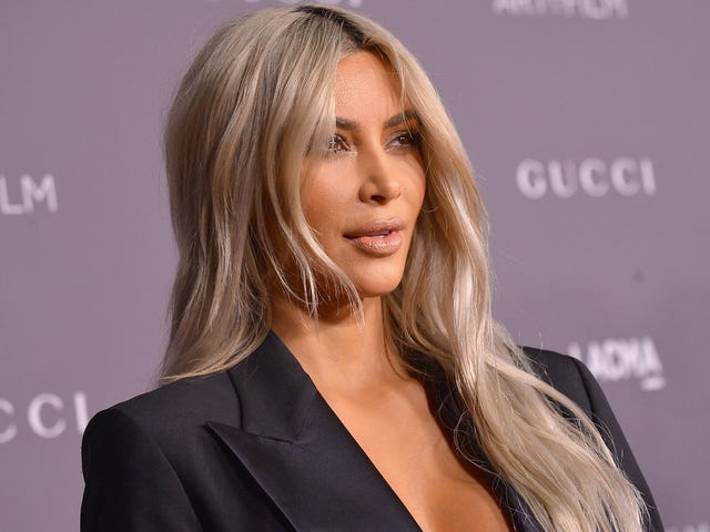 Kim Kardashian Is Releasing a Fragrance Inspired By Healing Crystals and Getting Robbed At Gunpoint