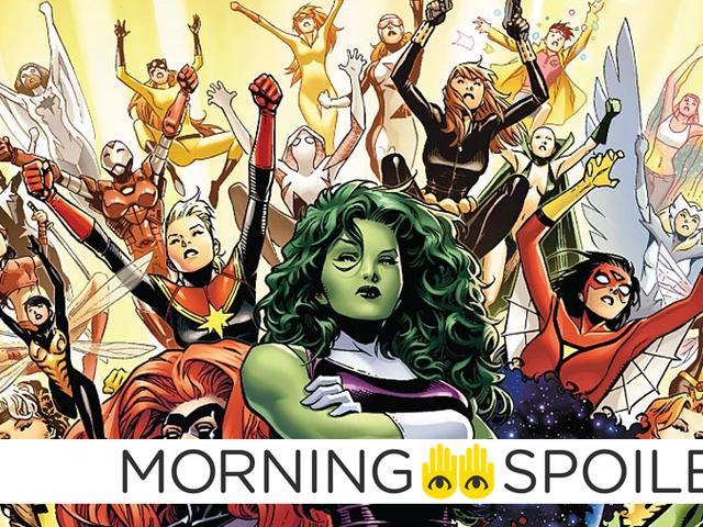 Hangi Kadın Marvel Kahramanı ABC'nin SHIELD Değişim Ajanlarına Yön Verebilir?