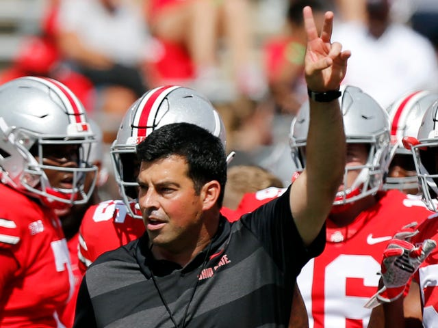 New Ohio State Coach Ryan Day har allerede poached et par Michigan coaches