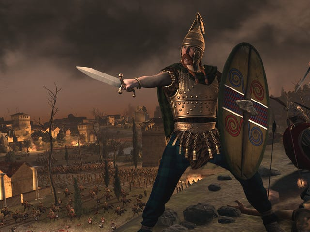 <i>Total War: Rome II</i> Still Kinda Sucks