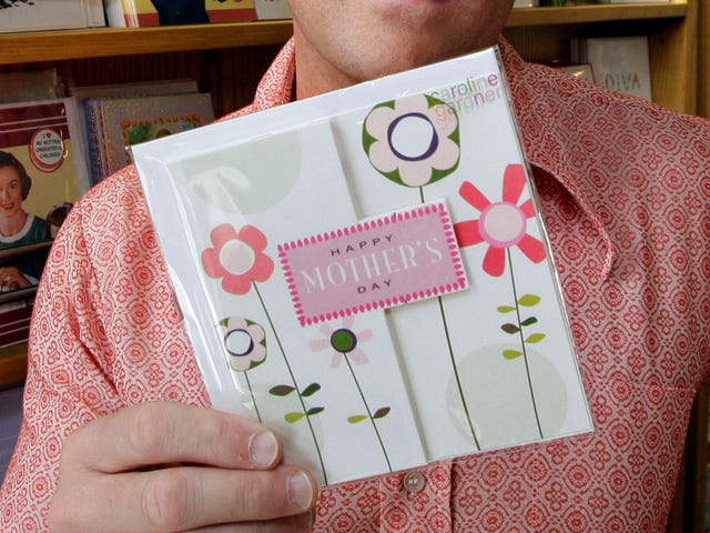 If You Plan on Sending a Mother's Day Card This Year, Mail It Today