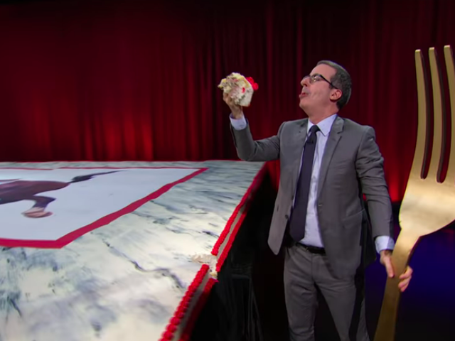 John Oliver batters Guinness World Records' cozy relationship with stunt-happy dictators