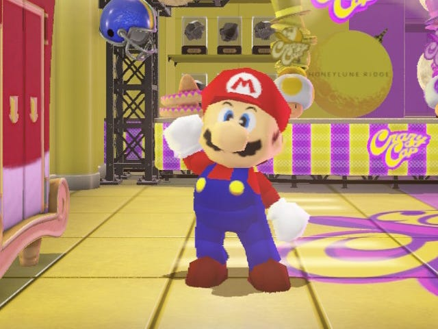 It's Nice To See Nintendo Didn't Forget About <i>Mario 64</i>