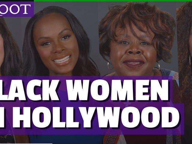 Katso: Mikä on kuin musta nainen Hollywoodissa?