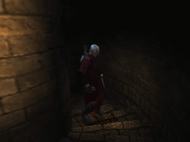 <i>Devil May Cry HD Collection</i> heeft enkele problemen op pc