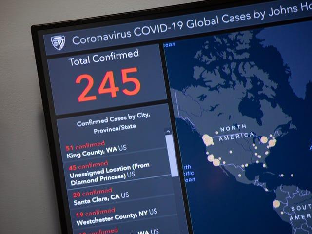 COVID-19'un Şehrinizde Olduğunu Varsaymanın Zamanı
