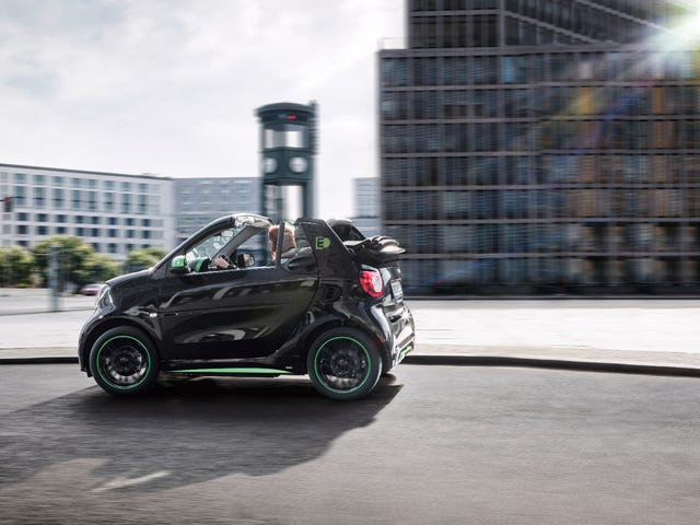 What Do You Want To Know About The Electric Smart ForTwo?